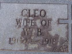 Cleo Chesshir Earp