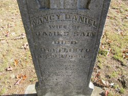 Nancy Lillian <i>Daniel</i> Sain
