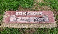 Macy Irene <i>Brock</i> Bridenthal