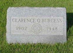 Clarence Q Burgess