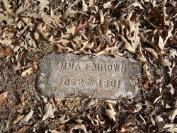 Emma Francis <i>Wilkins</i> Brown