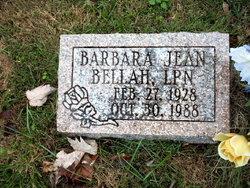 Barbara Jean <i>Cornett</i> Bellah