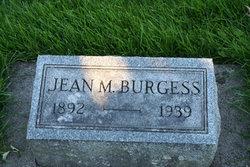 Jean Jennie <i>Macaulay</i> Burgess