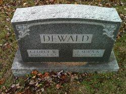 Laura Virginia <i>Kaup</i> Dewald