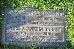 Ada Estella <i>Ewing</i> Babbitt