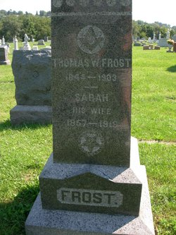 Sarah Frost