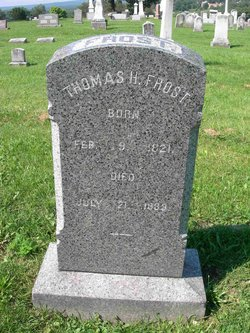 Thomas H Frost