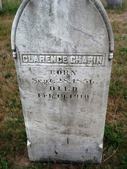 Clarence Chapin