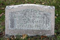 Milton Richard Amick