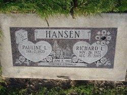 Richard Llewelyn Hansen