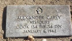 Alexander Babcock Carey