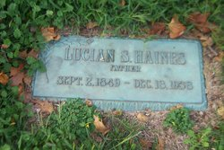 Lucian S. Haines