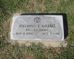 Fielding E. Adams
