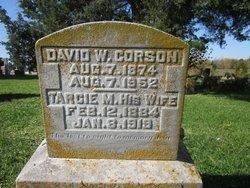 David W Corson