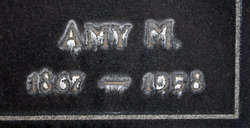 Amy Mabel <i>Griffin</i> Avery
