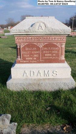 Delilah <i>Gullett</i> Adams