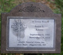 Anna L. Adcox