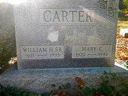 Mary Catherine <i>Jones</i> Carter