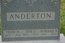 Marshall Anderton