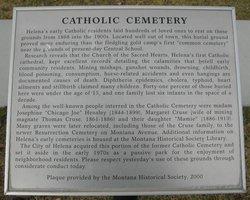 Old Saint Marys Catholic Cemetery (Defunct)