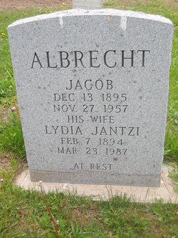 Lydia <i>Jantzi</i> Albrecht