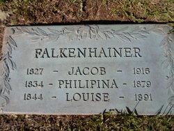 Louise <i>Schaft</i> Falkenhainer
