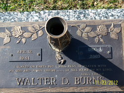 Walter Daniel Burns