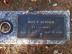 Roy P. Benson