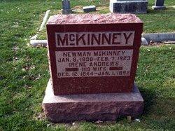 Irene <i>Andrews</i> McKinney