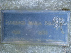 Florence Maria <i>Smith</i> Bell