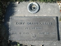 Kent Orrin Curtis