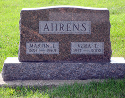 Martin Louis Ahrens
