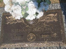 Richard B Dickie Oram