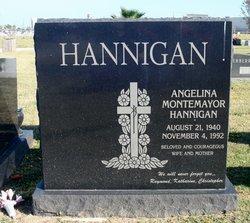 Angelina <i>Montemayor</i> Hannigan