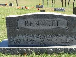 Neola <i>Culberson</i> Bennett
