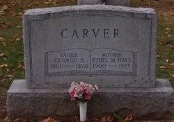 Ethel M <i>Hays</i> Carver