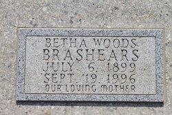 Betha <i>Woods</i> Brashears