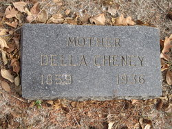 Della <i>Larcom</i> Cheney