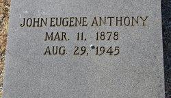 John Eugene Anthony