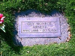 Guy Monroe Arnett