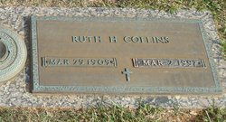 Ruth Jane <i>Hudson</i> Collins