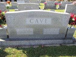 Callie Mae <i>H.</i> Cave