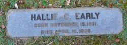 Hallie C. Early