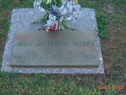 John Anderson Hosch