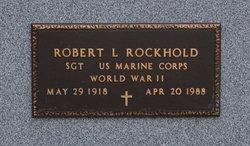 Robert L Rockhold