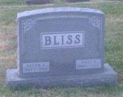 Helen Louise Mills <i>Bye</i> Bliss