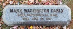 Mary Washington <i>Cabell</i> Early