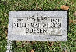Nellie Mae <i>Wilson</i> Boysen