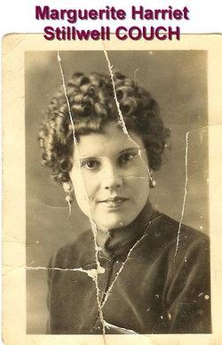 Marguerite Harriet Margaret <i>Stillwell</i> Couch