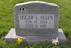 Oscar L. Allen